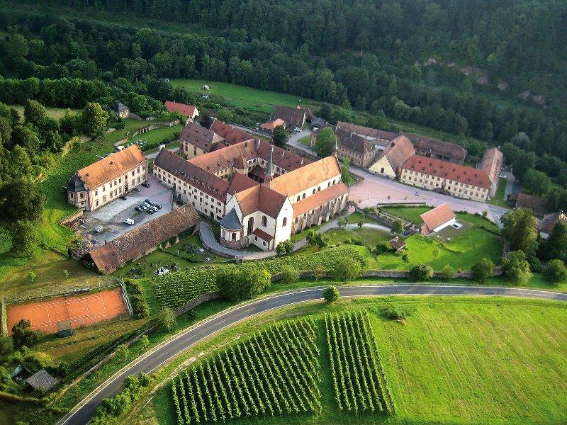 141881P ziesterzienser Kloster Bronnbach RayMedia.de 19.05.2015
