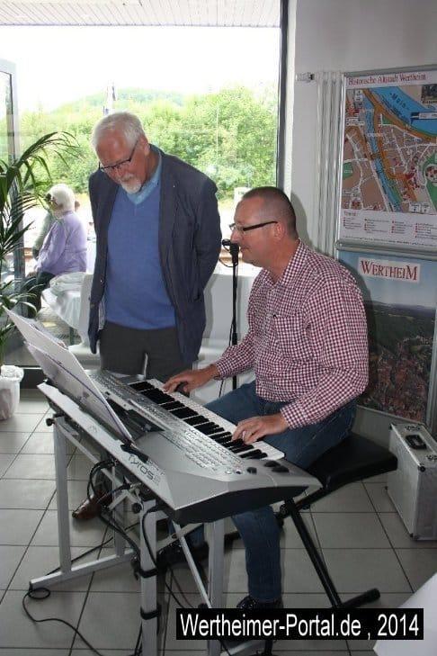 Ronny Horn Musiker Wertheim RayMedia.de